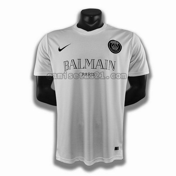 paris saint germain training player camisetas de futbol blanco hombre