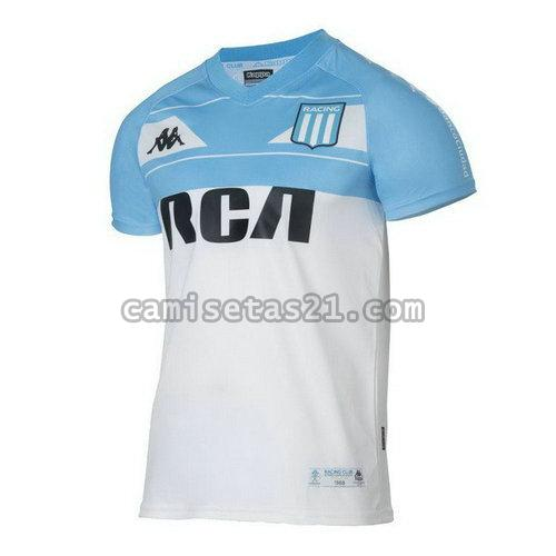 racing club primera equipacion camisetas de futbol 100th hombre